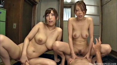 Japanese gay, Japanese threesome, Japanese doggy