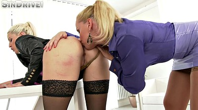 Office, Czech lesbian, Lesbian ass lick, Finger licking, Blanche bradburry