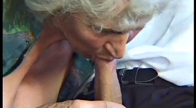 Old young, Horny mom