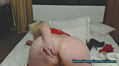 Granny anal, Loves anal, Ass to mouth, Anal dildo