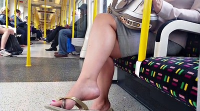 Tube, Candid, Tubes, Flip flops, Candid feet