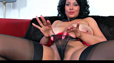 Red milf, Danica collins, Milf stocking, British milf