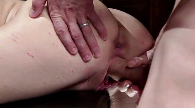 Tied, Skinny anal, Anal slave, Tied anal
