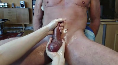 Cbt, Edging, Edge, Milking cock, Gay bondage, Bondage handjob