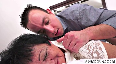 Hairy young, Hairy mature, Old massage