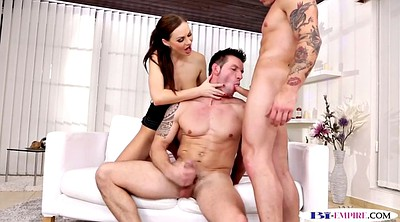 Mmf, Trios, Trio, Anal threesome