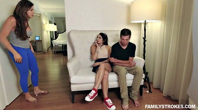 Family, Stroke, Remote controlled, Family strokes, Control, Amateur family
