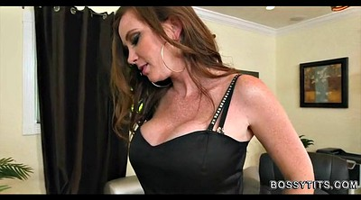 Cougar, Big breast