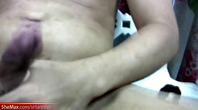Thai, Shemale big dildo
