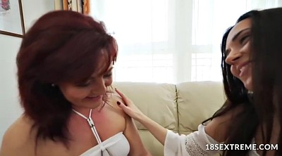 Hairy mature, Oral sex, Hairy redhead, Hairy milf