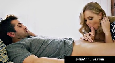 Julia ann, Mature, Mother, Nude, Mother son