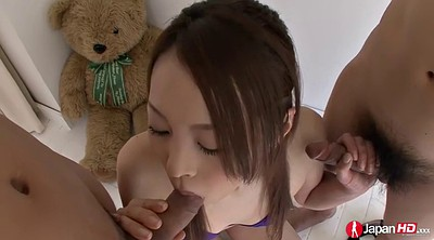 Hitomi, Small dick