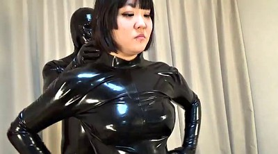 Latex, Japanese black, Asian blacked