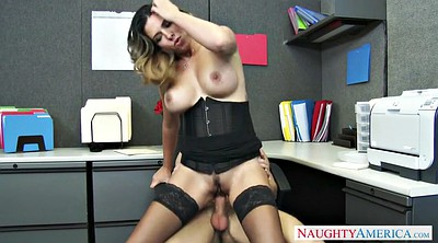 Secretary, Office boss, Corset