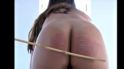 Caning, Plumper, Caned