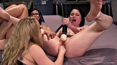 Blonde, Veruca james, Veruca, Penny barber, Penny, James