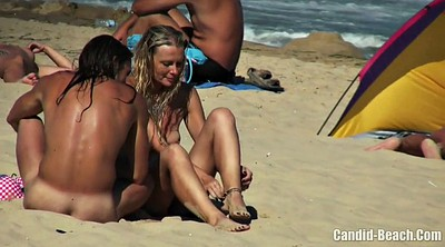 Nudist, Nudist beach, Beach voyeur