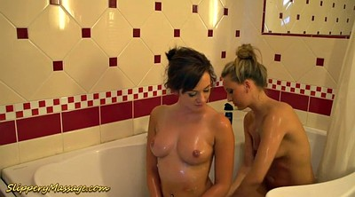 Shower, Nuru massage