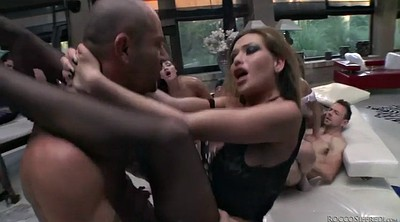Europe, Blindfold, Face fuck, Czech party, Big tit orgy, Anal orgy