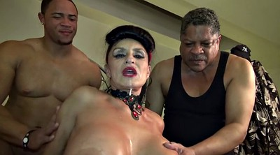 Granny black, Big black cock