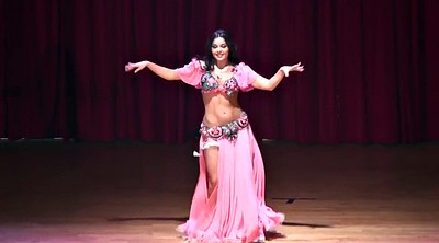 Belly dance, Belly, Celebrity, Dancing, Big belly