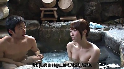 Japanese uncensored, Mixed, Japanese threesome, Bathing, Subtitles, Subtitle