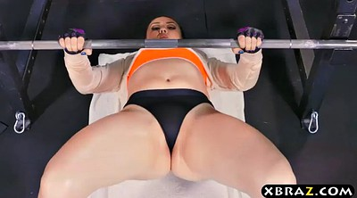 Mandy muse, Mandy, Gym anal