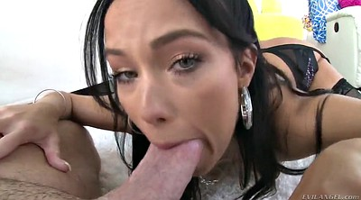 Megan rain, Sloppy, Giant cock