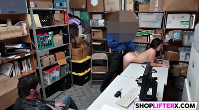 Shoplifter, Touch