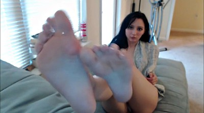 Footing, Sexy feet, Giselle