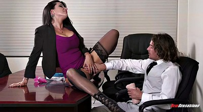 Milf, Romi rain, Office lady