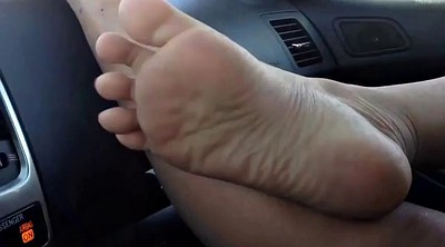 Pumped, Asian feet