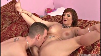 Mature orgasm, Younger