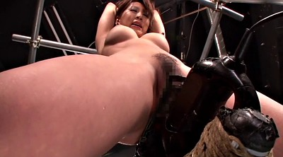 Bondage, Asian bdsm, Machine bondage