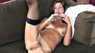 Milf stocking, Mature stocking