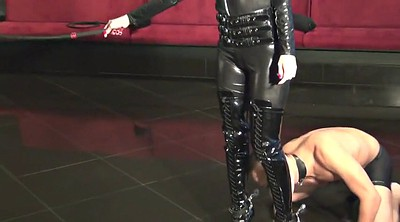 Slave, Whip, Mistress, Mistresses, Latex femdom