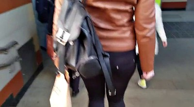 Ebony, Hidden cam, Tight, Tight pants, Pants