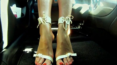 Heels, Outdoors bondage