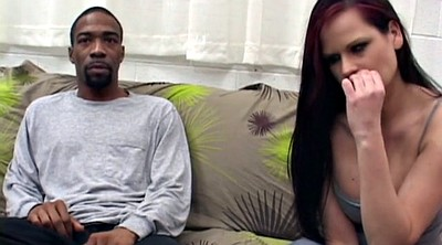 Interracial anal, Anal first