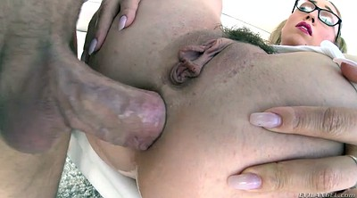 Lubed, Hairy anal, Lily labeau, Gape
