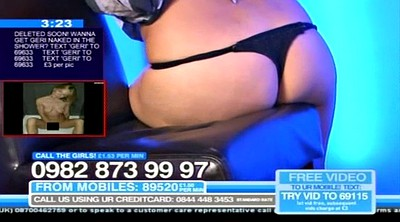 Striptease, Morgan, Babestation