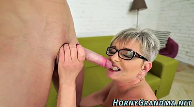 Grandma, Mature facial, Hd love, Granny love, Granny facial
