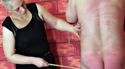 Caning, Russian femdom, Caned, Mistress strapon, Russian mistress, Femdom spank