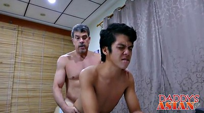 Asian office, Daddy gay