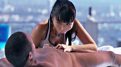 Marica hase, Japanese black, Japanese interracial