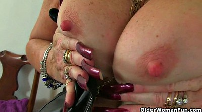 British, English, British milf, Mature fingering, English mature, British granny