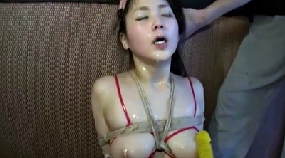 Slave, Girl, Teach, Japanese deep throat, Japanese slave, Japanese dildo