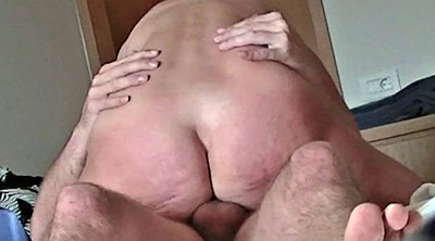 Spanking, Big creampie, Cunt creampie, Real orgasm, Bubble butt, Real orgasms