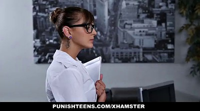 Punished, Punish, Secretary, Secretary punishment, Secretary punished