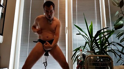 Gay bdsm, Big nipple, Handjob balls